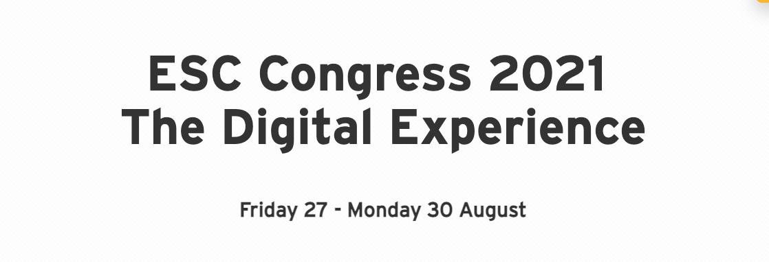 Pro-Plus na Kongresie ESC 2021